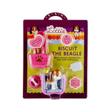 Lottie Biscuit The Beagle Dog Accessory Set