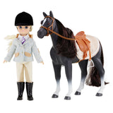 Pony Club Lottie Doll Set