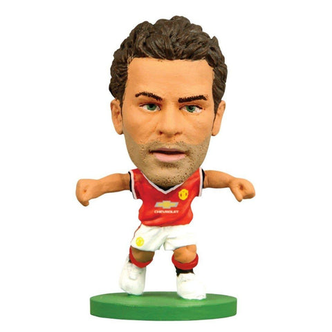 Soccerstarz - Manchester United Juan Mata Home Kit 2015 Version Figure