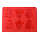Star Wars Darth Vader Silicone Ice Tray / Chocolate Mold