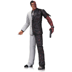 Batman Arkham City Two Face Action Figure