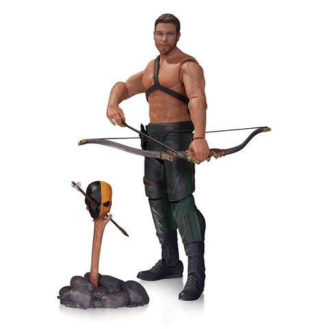 Arrow - Oliver Queen & Totem Action Figure