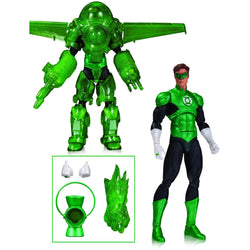 Dc Icons Green Lantern Hal Jordan Dark Days Dlx Action Figure