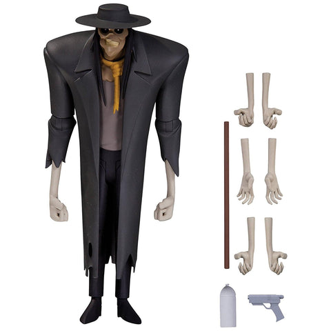Batman Animated Series Scarecrow Action Figure