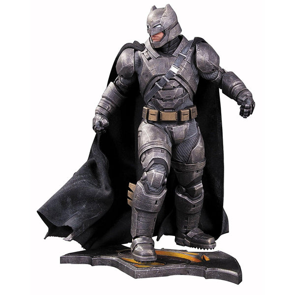 Batman Vs Superman - Dawn of Justice Armored Batman Statue