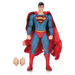 Dc Comics Designer Series - Lee Bermejo Superman Action Figure