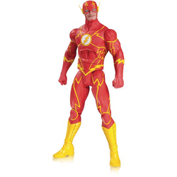 Dc Comics Designer Ser Capullo Flash Action Figure