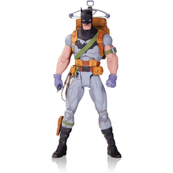Dc Comics Designer Ser Capullo Survival Gear Batman Action Figure
