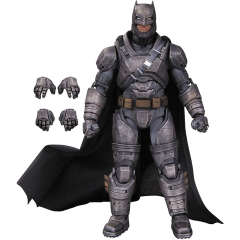 Dc Films Armored Batman Premium Action Figure
