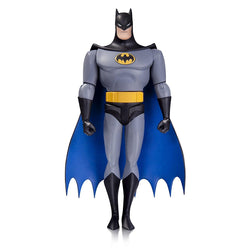 Batman Animated Batman Expressions Pack Action Figure