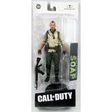Call Of Duty Series 1 - 7 Inch Action Figure - Soap