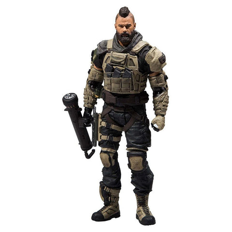Call Of Duty Series 1 - 7 Inch Action Figure - Ruin