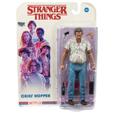Stranger Things Series 4 - 7 Inch Chief Hopper Action Figure