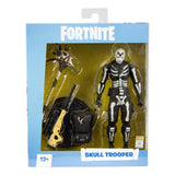 Fortnite Series 1 - 7 Inch Action Figure - Skull Trooper - Wave 1