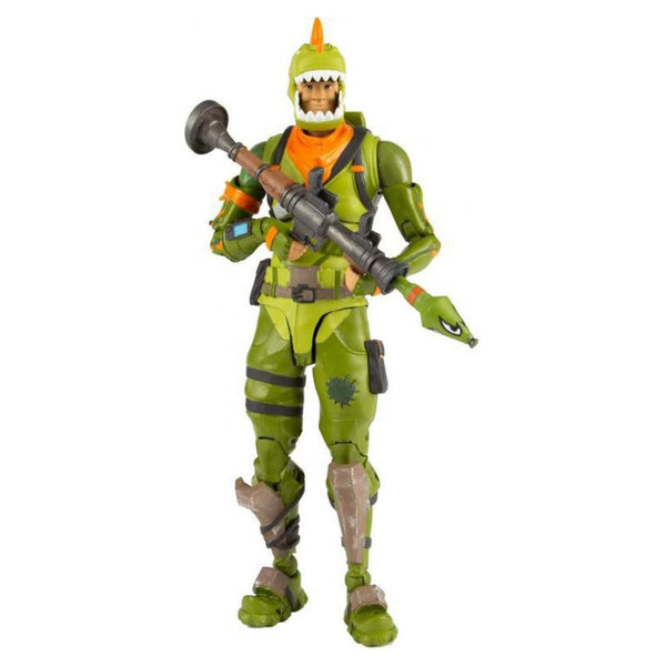 Fortnite Series 1 - 7 Inch Action Figure - Rex - Wave 3