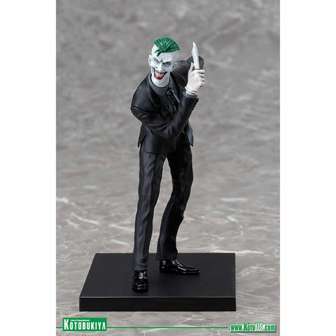Dc Comics Joker New 52 ArtFx + Statue