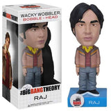 Star Trek Big Bang Theory Raj Bobble Head