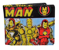 Ironman Power Bi-Fold Wallet