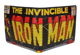The Invincible Ironman Bi-Fold Wallet