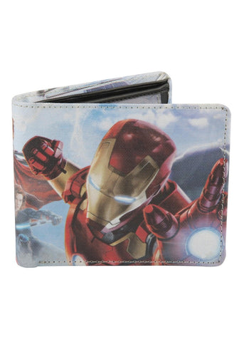 Avengers - Age Of Ultron Cast Bi-Fold Wallet