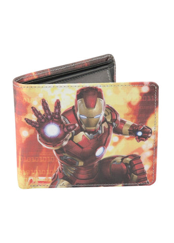 Avengers - Age Of Ultron Ironman Bi-Fold Wallet