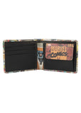 Marvel Comics Panel Collage Bi-Fold Wallet