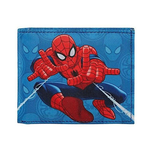 Marvel Comics Spiderman Bi-Fold Wallet