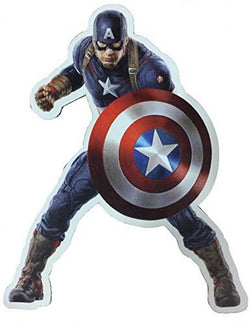 Avengers Age Of Ultron Captain America Magnet