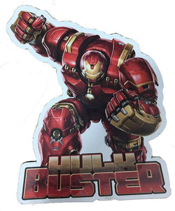 Avengers Age Of Ultron Hulkbuster Magnet