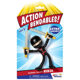 Ninja - ACTION BENDALBES!