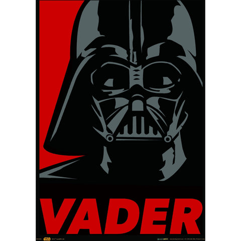 Official Star Wars Darth Vader A3 Poster