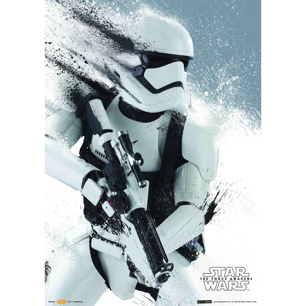 Official Star Wars Stormtrooper A3 Poster