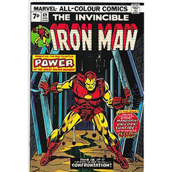 Official Marvel Comics - The Invincible Ironman A3 Poster