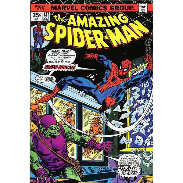 Official Marvel Comics - The Amazing Spiderman A3 Poster