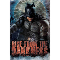 The Dark Knight Rises Batman Darkness Maxi Poster
