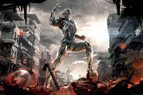 The Avengers - Ultron Maxi Poster