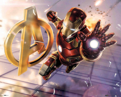 The Avengers - Ironman Mini Poster