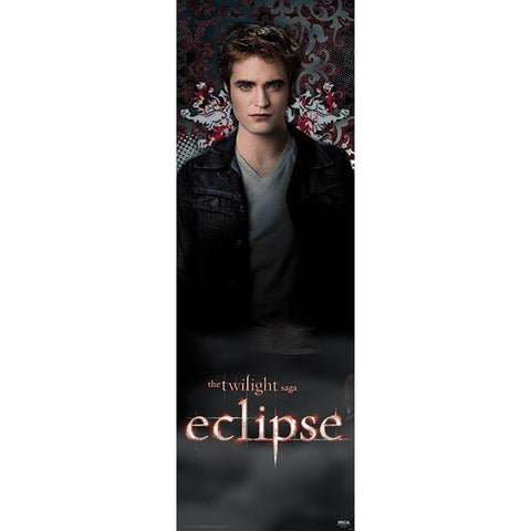 Twilight - Eclipse (Edward) Door Poster