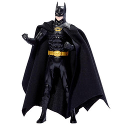 Michael Keaton Batman 6 Bendable Figure (Blister Carded)