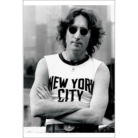 John Lennon The Beatles (NYC) Maxi Poster