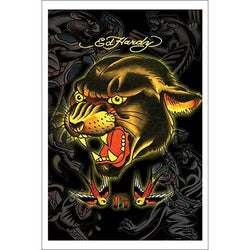 Ed Hardy (Panther 13) Maxi Poster