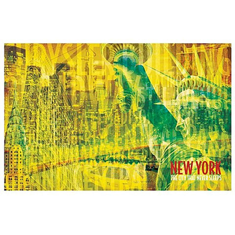 New York - The City That Never Sleeps Maxi Poster