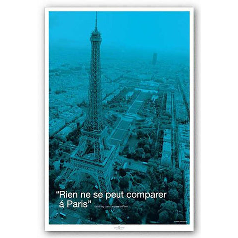 Paris (City Quote) Maxi Poster
