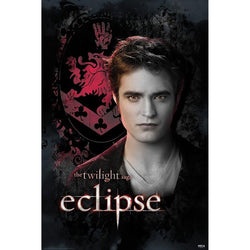 Twilight - Eclipse (Edward Cullen Crest) Maxi Poster