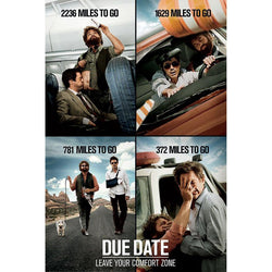 Due Date (Countdown) Maxi Poster