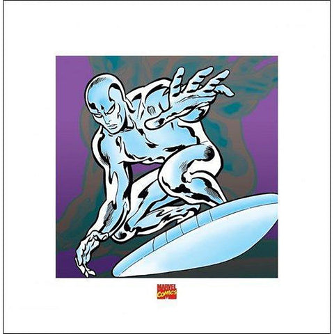 Silver Surfer (Marvel Comics) Art Print