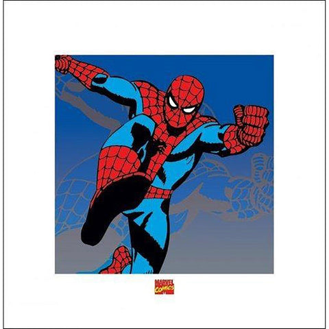 Spiderman (Marvel Comics) Art Print