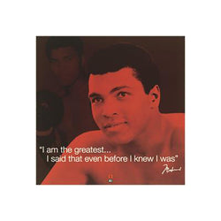Muhammad Ali (I.Quote) Art Print