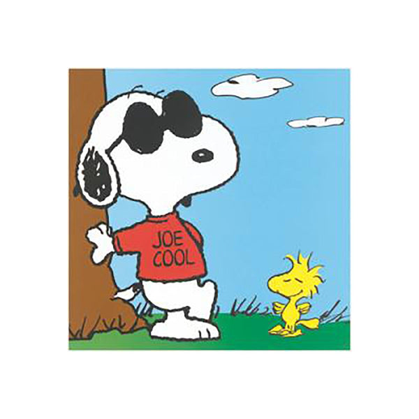 Snoopy (Joe Cool) Art Print