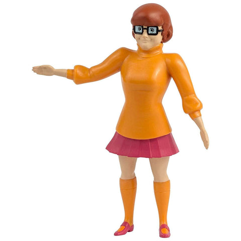 Scooby-Doo - Velma Bendable Figure